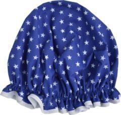 Marineblauwe Vagabond Traditionele Engelse Douchemuts - Royal Star