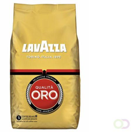 Afbeelding van Lavazza Qualita Oro Koffiebonen -1 x 1 kg