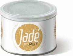 Gele Jade Jadé Striphars met Honing │ ontharingswax │ Hars in blik │ wax can │stripwax │striphars voor ontharen van het gehele lichaam │400 ml