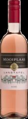 Mooiplaas Wine Estate Langtafel Pinotage, 2020, Stellenbosch, Zuid-Afrika, Roséwijn