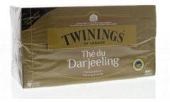 Twinings Darjeeling envelop 25 Stuks
