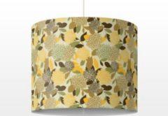 PPS. Imaging Pendelleuchte - Vintage Flowers - Lampe - Lampenschirm Gelb