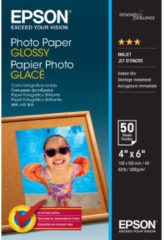 Epson - Glossy photo paper - 102 x 152 mm - 200 g/m2 - 50 sheet(s)