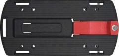 KlickFix Bagagedrager-Adapter - Adapter - Zwart