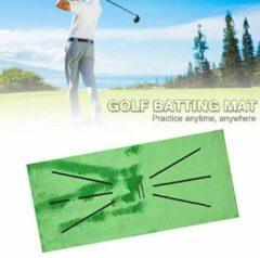 Groene Jobber Golf - Oefen Golf Mat - Afslagmat golf - Driving range oefenmat