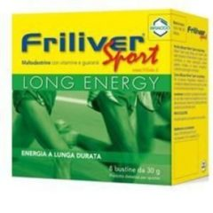 Bracco Friliver sport long energy 8 bustine