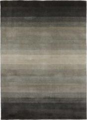 Antraciet-grijze MOMO Rugs - Laagpolig vloerkleed MOMO Rugs Panorama Natural Grey - 170x240 cm