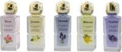 """C.T 5 Franse Eau de parfums """"Provence"""""""