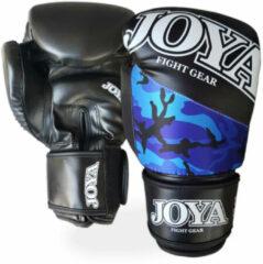 Joya Fight Gear Joya Fightgear - bokshandschoenen - Camo Blauw - 10oz