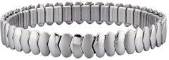 Armband Hart Magnetic Balance Zilverkleur