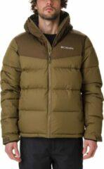 Columbia Iceline Ridge Jacket Heren Wintersportjas - Olive Brown/Olive groen - Maat XXL