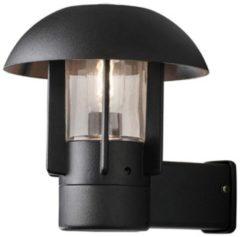 Konstsmide Heimdal 404-750 Buitenlamp (wand) Energielabel: Afhankelijk van de lamp Spaarlamp, LED E27 60 W Zwart