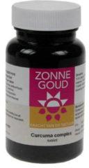 Zonnegoud Curcuma Complex Tabletten 120st