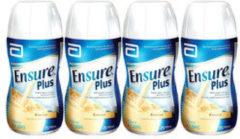 Abbott Ensure Plus Banana Integratore Alimentare 4x200ml