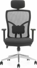 OVVIS Ergo Luxe Aluminium - Ergonomische bureaustoelen