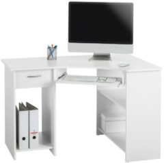 FD Furniture Hoekbureau Felix 118 breed in wit