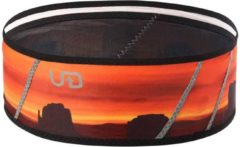 Oranje Ultimate Direction Comfort Belt Desert Hardloopriem S