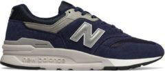 New Balance 997 Sneaker Sneakers - Maat 44 - Mannen - blauw/grijs/wit