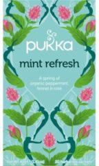 Pukka Org. Teas Mint Refresh Thee (20st)