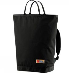 Zwarte Fjällräven Fjallraven Vardag Totepack Backpack / sportieve rugzak Unisex - Black