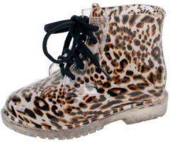 Gevavi Boots Nora meisjes- en dameslaars pvc panter 32