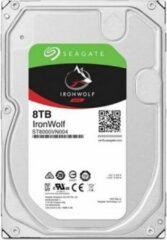 Seagate IronWolf ST8000VN004 interne harde schijf 3.5'' 8000 GB SATA III