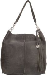 Grijze Sodutch Bags SoDutch #02 buideltas dark grey