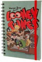 Rode Looney Tunes Wirebound Notebook (Multicoloured)