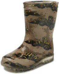 Bruine Gevavi Boots Giant PVC Bruin Kinderlaarzen 24