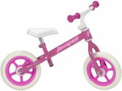 Toimsa Rider Loopfiets Met 2 Wielen 10 Inch Meisjes Roze