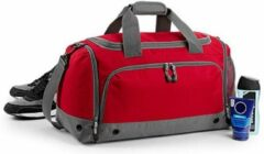 Rode Bagbase luxe sporttas, Kleur Classic Red