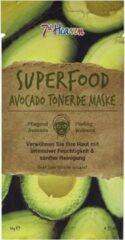 Montagne 7TH Heaven 7th Heaven Gezichtsmasker Superfood Avocado