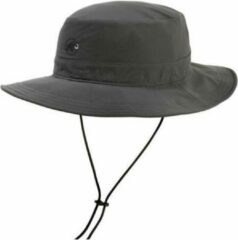 Mammut - Runbold Hat - Hoed maat M, zwart/grijs