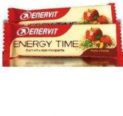 Enervit Protein Enervit Power Time Frutta e Cereali Barretta Energetica 35g