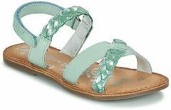 Blauwe Sandalen Kickers DIMDAMI