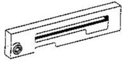 Paarse HWS-IMPORT INKTCASSETTE CITIZEN IR-91 MD-910 VIOLET