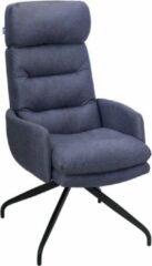 Feel Furniture - Eetkamerstoel - Logan - Blauw