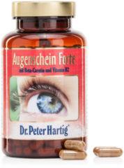 Dr. Peter Hartig - Für Ihre Gesundheit Augenschein Forte, 220 Kapseln