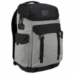Grijze Burton Annex 2.0 28L Rugzak gray heather backpack