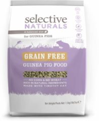 Supreme Selective Naturals Grain Free Cavia - Knaagdierenvoer - 1,5 kg