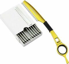 Styling Razor - 360 graden - Effileermes -Nekmes - Haren Mesje - Snij Mes - Voor Uitdunnen Van Haar - Styling Razor Set - Precisie scheermes - Haren scheren - Baard scheren- Akyol