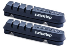 Blauwe Swissstop Flash Evo BXP velgremblokken van legering - Remblokken voor velgremmen
