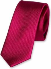 Roze E.L. Cravatte Kinderstropdas - Fuchsia - 100% Zijde