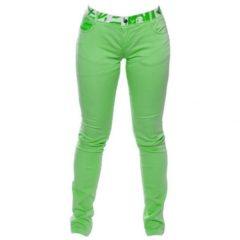 Groene Nograd - Women´s Miss Stone Pant Scottish - Klimbroek maat 38 groen
