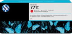HP 771C chromatisch rode DesignJet inktcartridge, 775 ml