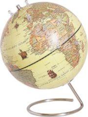 Beliani CARTIER - Globe - Geel - Synthetisch materiaal