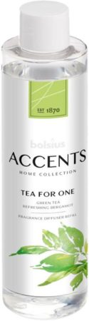 Afbeelding van Transparante Bolsius Accents diffuser 200 ml refill tea for one