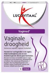 Lucovitaal Vagimed Vaginale Droogheid 10 ovules