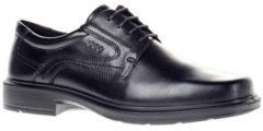 Zwarte Ecco Helsinki lage nette schoenen