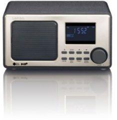 Lenco DAB+ und FM - Digitalradio mit Weckfunktion »DAR-010«